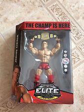 John Cena WWE Mattel Elite Flashback The Camp is Here new us belt spinner champ