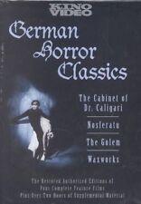German Horror Classics 0738329025724 With Friedrich Feher DVD Region 1