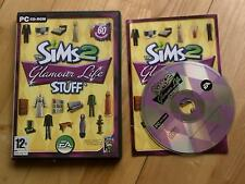 Los Sims 2 Glamour Life Stuff Pack De Expansión PC CD ROM/Windows