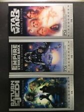 Sci-Fi & Fantasy Adventure Box Set VHS Movies