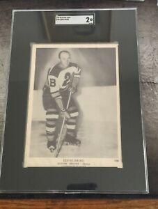 1939-40 O-Pee-Chee (OPC) #100 Eddie Shore Boston Bruins SGC 2.0 (5 x 7)