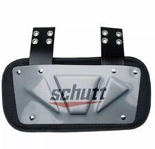 New Other Schutt Sports Varsity Air Maxx Back Plate OSFA Gray/Black Varsity