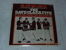 Glad All Over By The Dave Clark Five (Vinyl 1964 Epic) Original Record Album