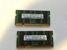 2 GB PC2-5300 RAM Memory Laptop Notebook (2x1GB) 200 Pin 667 Mhz PC5300 200pin