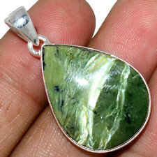 Imperial Opal - Tanzania 925 Sterling Silver Pendant Jewelry AP196872