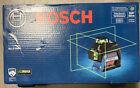 Bosch GLL3-300G 200' Green 360-deg Laser Level Visimax Technology w/ Hard Case