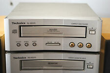 Chaine STEREO TECHNICS TUNER DISC CASSETTE RS-HD310 SL-HD310 SE-HD310 ST-HD310