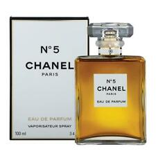 Chanel No 5 100ml Eau De Parfum Spray Womens Perfume - Unsealed