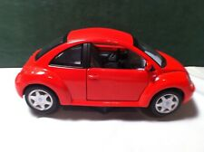 Diecast VW New Beetle Red