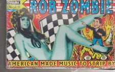 rob zombie american made music to strip by sampler cassette new