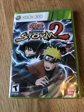 Naruto Shippuden: Ultimate Ninja Storm 2 Xbox 360 Cib Game Works ES