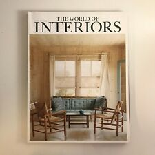 WORLD OF INTERIORS MAGAZINE MARCH 2005 INTERIOR DESIGN
