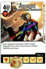 066 SUPERGIRL: Extraterrestrial... -Common- WORLD'S FINEST Marvel Dice Masters
