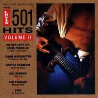 Levi's 501 Hits 2 (1992) Erma Franklin, Dinah Washington, Jimi Hendrix, R.. [CD]