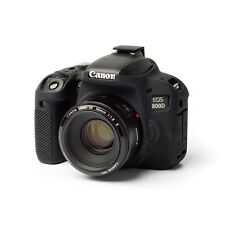 easyCover Canon 800D / T7i BLACK EA-ECC800DB Camera Case Silicone FREE SHIP
