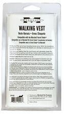 Premium Ferret Walking Vest, Black, Medium