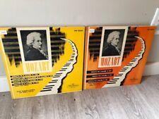 Lot of 2 Mozart Piano Sonatas Four Hands Badura-Skoda/Demus WN 18044/18045 VG+
