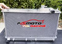 Aluminum Radiator For 90-97 Mazda Miata 1.6L 1.8L MX-5 MX5 Eunos Roadster NA MT