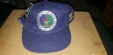 Vintage Olympic Atlanta 1996 THE GAME Adjustable Strap Hat NEW