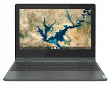 Lenovo IdeaPad Flex 3 11.6 in (64 GB, Intel Celeron N4020, 2.80 GHz, 4 GB) Chromebook - Abyss Blue - 82BB000KAU