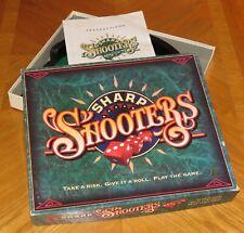 Sharp Shooters Dice Game - Vintage 1994 Milton Bradley - Complete & Nice