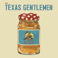 Texas Gentlemen - Tx Jelly [New Vinyl LP] Colored Vinyl, 150 Gram, Orange, Digit