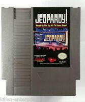 Jeopardy! (Nintendo) NES