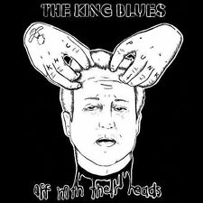 THE KING BLUES - OFF WITH THEIR HEADS [RED VINYL] [EP] NEW CD
