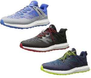 Adidas Men's Crossknit Boost Golf Shoes, Color Options