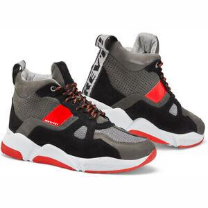 Rev It! Astro Shoes - Black Neon Red
