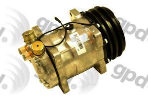 A/C Compressor-New Global 6511651