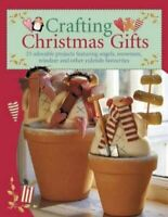 Crafting Christmas Gifts: 25 Adorable Projects F... by Finnanger, Tone Paperback