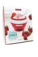 Zoku New Endless Summer 54 Ice Cream And Dessert Recipe Book Trish Lobenfeld
