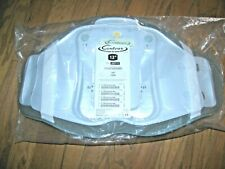 "New Aspen Contour LSO 12"" Back Panel White 992112"