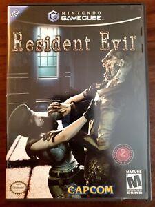 Resident Evil (GameCube, 2002) Complete