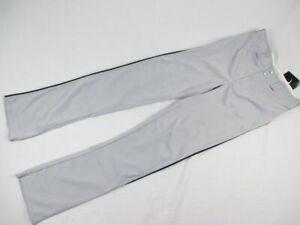 Nike Pants Men's Gray Baseball New Multiple Sizes