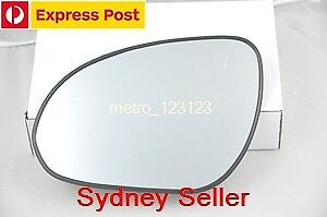 LEFT PASSENGER SIDE HEATED MIRROR GLASS FOR HYUNDAI I30 2007-2012