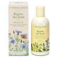 L'erbolario Regine Dei Prati Shower Gel Toning&Protective Action 250ml