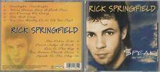 Rick Springfield - Speak to the Sky [Laserlight]  (CD, May-2002, Laserlight)