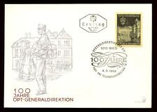 Austria 1966 Posts And Telegraph Administration FDC Cover #C9302
