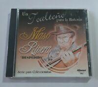 Maso Rivera Un Toalteno Para La Historia Despedida KANOSO 1063 SEALED CD #456