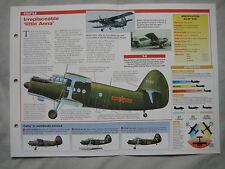 Aircraft of the World - Antonov An-2 'Colt'