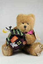Boyds Bears 'Spooky Boobeary' Halloween - Haunted House #4023889 New With Tag!