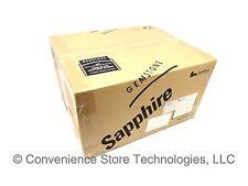 New Verifone Sapphire Ii 2 Terminal P039 100 02 For Cpu4 Cpu5 Topaz Xl