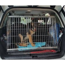 PET WORLD Land Rover Freelander 2 Car Dog Cage Puppy Travel Sloping Crate Pet