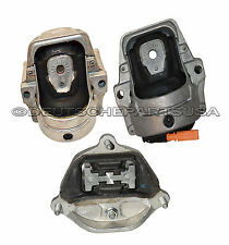 Audi A4 2.0 1.8 AUTO Electric HYDRO Engine Motor Transmission Mount Mounts Set 3