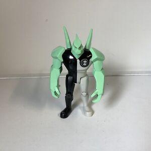 """Ben 10 Diamondhead  4.5"""" Action Figure Cartoon Network Alien Bandai"""