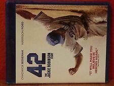 42 The Jackie Robinson Story Blu-Ray+DVD+Ultraviolet Combo Pack