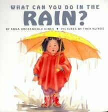 What Can You Do in the Rain?