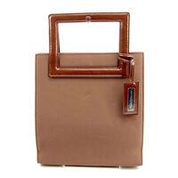 Francesco Biasia Tote bag Brown Woman Authentic Used T060
